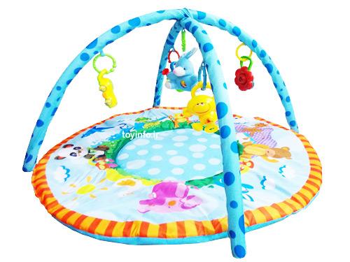 زمین بازی عروسکی برای خردسالان