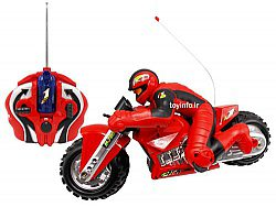 موتور کنترلی قرمز