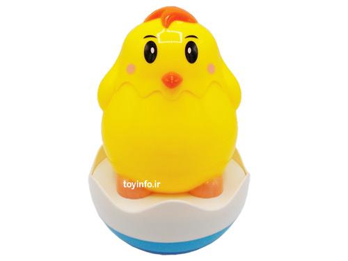 جوجه تخم مرغی صدا دار