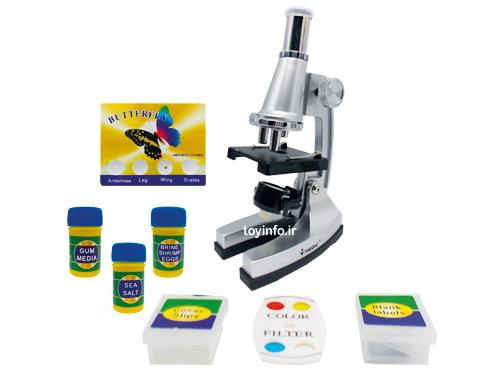 میکروسکوپ 900 با وسایل جانبی