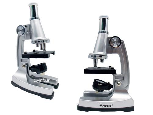 زوایای جانبی میکروسکوپ 900