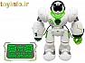 ربات جنگجوی کنترلی