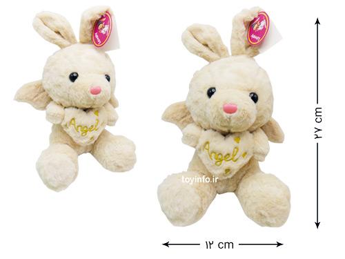 ابعاد خرگوش عروسکی
