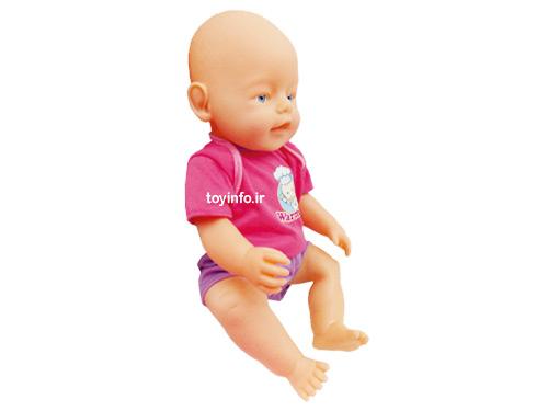 زاویه جانبی از عروسک