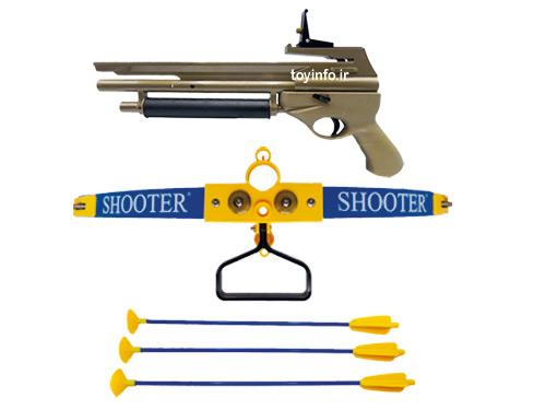 اسلحه کمان دار لیزری