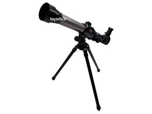 تلسکوپ پایه دار