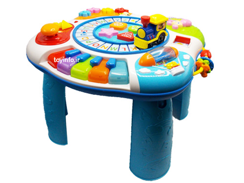 میز بازی خردسال , اسباب بازی خردسال