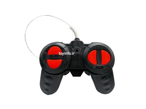 کنترل اسباب بازی