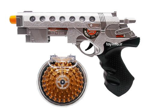 تفنگ و درام چرخشی