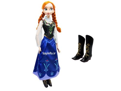 عروسک آنا اصل دیزنی