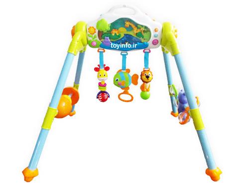 آویز موزیکال کودک , مناسب برای خردسالان