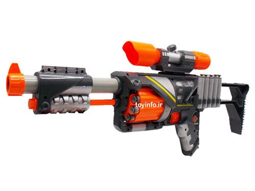 اسلحه تیر فومی , اسباب بازی پسرانه