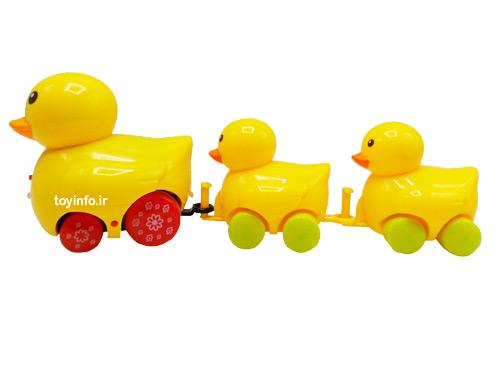 قطار فانتزی اردک