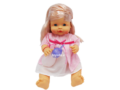 عروسک لپ گلی