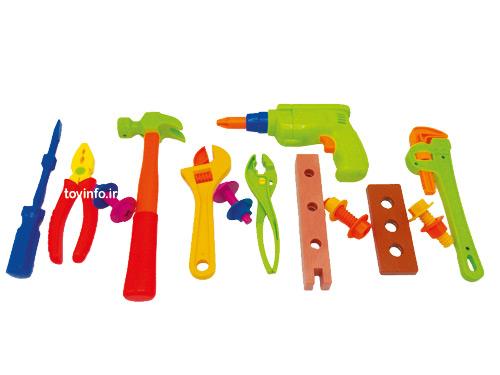 ست ابزار درج ، مناسب برای کودکان علاقمند