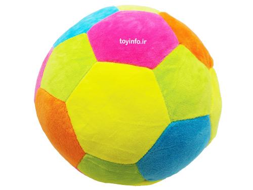 توپ بازی نرم
