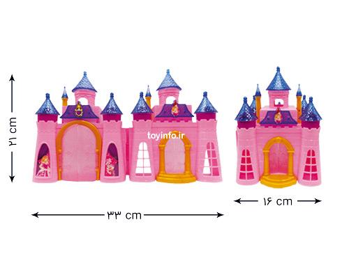ابعاد قلعه رویاها