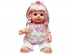 عروسک مریم گلی
