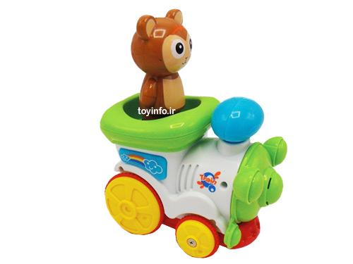 قطار موزیکال عروسکی