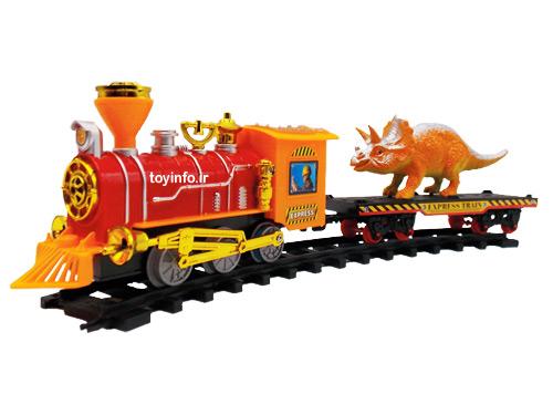 قطار دایناسورها