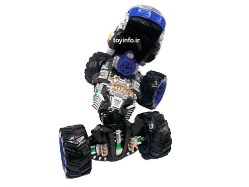 ربات تیرانداز
