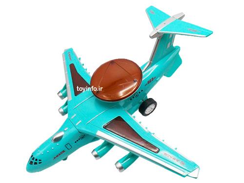 هواپیمای اسباب بازی آواکس