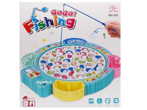 ماهی گیری سبد دار