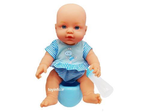 عروسک پسر با قابلیت دستشویی کردن