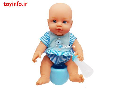عروسک پسر اشکی