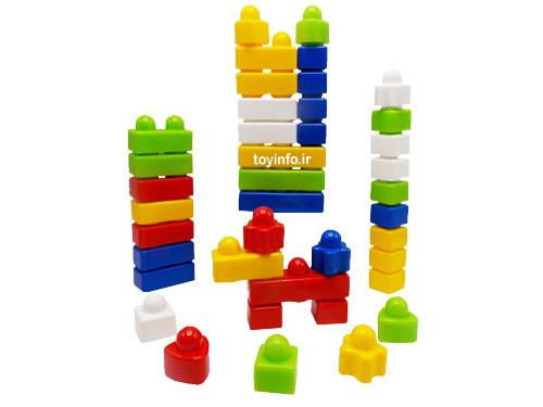 ساز های مختلف با لگو