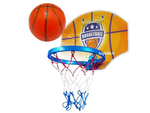 بازی مهیج بسکتبال
