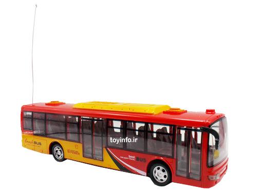 زاویه دیگری از اتوبوس کنترلی