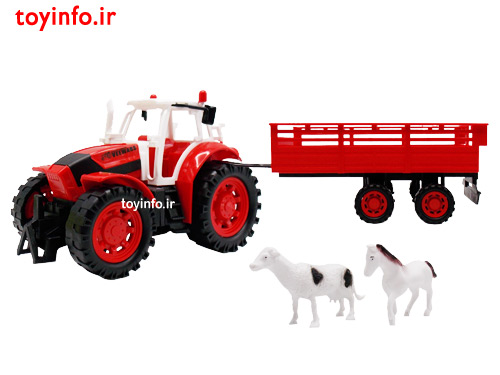 تراکتور مزرعه