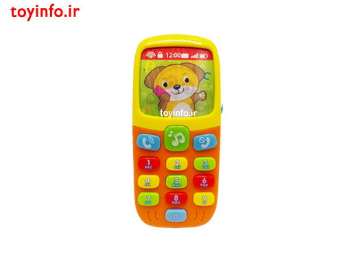 موبایل بازی کودک