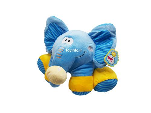 فیل پولیشی آبی