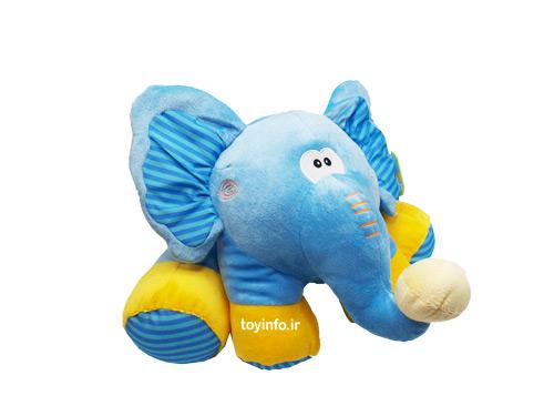 فیل کوچولوی آبی