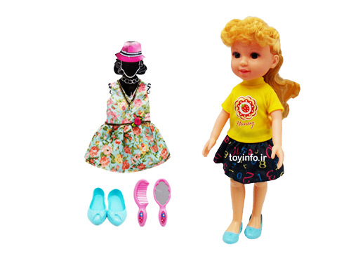 عروسک دخترانه