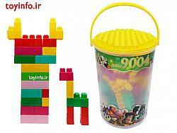 لگو سطلی 9004