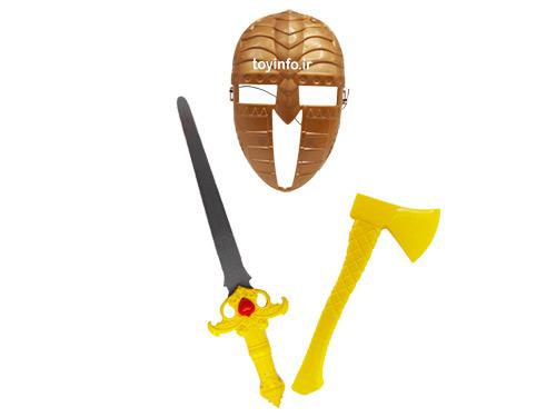 ست شمشیر و تبر