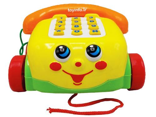 تصویر روبه رو از تلفن