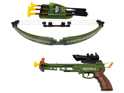 اسلحه کمان دار شکارچی