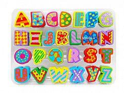 مهره های حروف انگلیسی