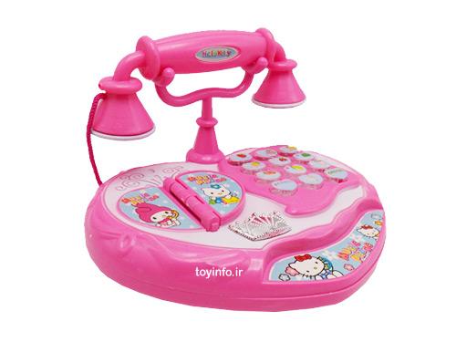 تلفن سلطنتی اسباب بازی
