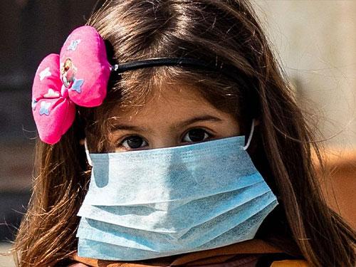 صحبت با کودک در مورد بیماری کرونا