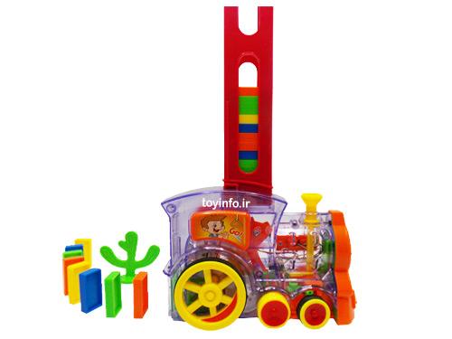 قطار دومینو