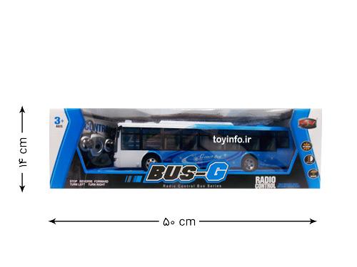 ابعاد جعبه اتوبوس