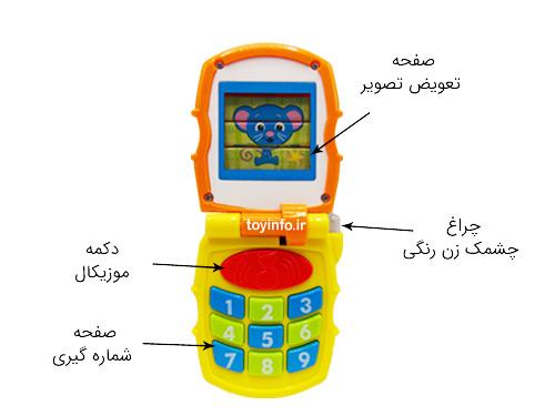 جزییات موبایل