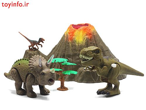 قطعات شبیه سازی شده پارک ژوراسیک , اسباب بازی جدید پسرانه