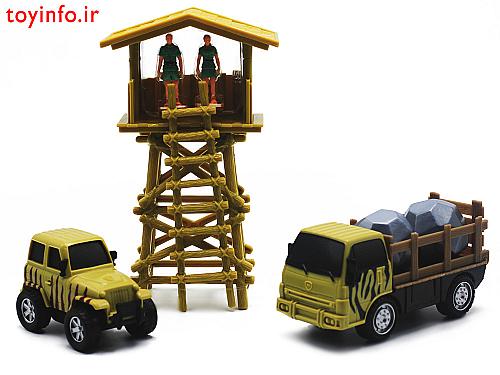 ماشین های پارک ژوراسیک