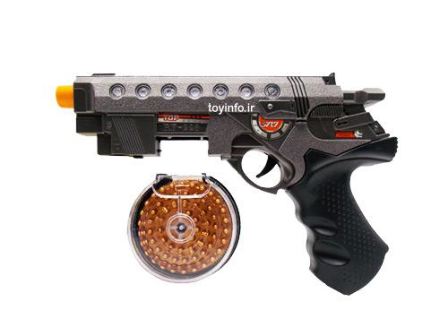 تفنگ خشاب دار با قابلیت ایجاد صدا